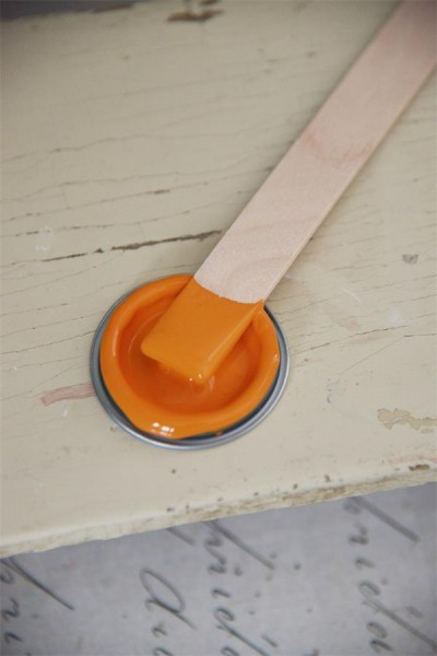 Möbelfarbe - Rusty Orange - 100 ml