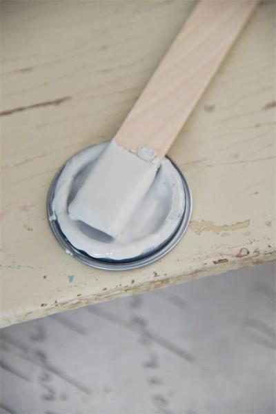 Möbelfarbe - Steingrau - 100 ml