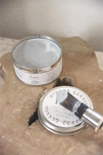 Vintage Wachs - Hellgrau- 370 ml