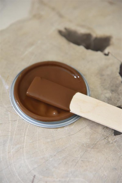 Möbelfarbe - Warm Brown - 100 ml