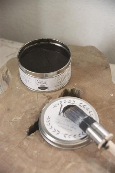 Vintage Wachs - Braun - 370 ml