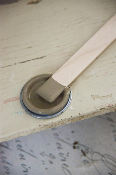Möbelfarbe - Vintage Brown - 100 ml