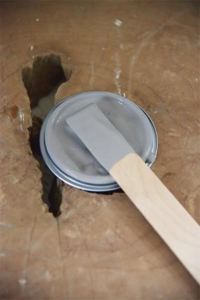 Möbelfarbe - Old Grey - 700 ml