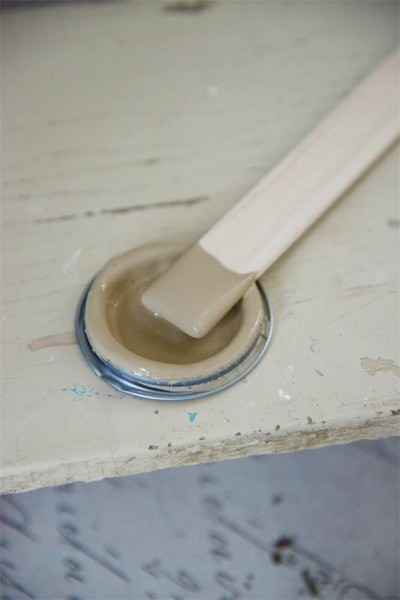 Möbelfarbe - Old Beige - 100 ml
