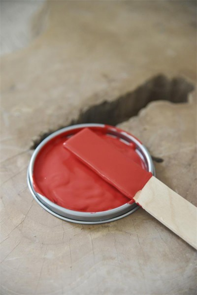 Möbelfarbe - Warm Red - 700 ml