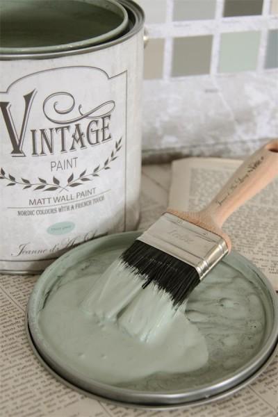Wandfarbe - Dusty Green - 2.5 l