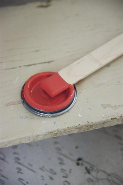 Möbelfarbe - Warm Red - 100 ml
