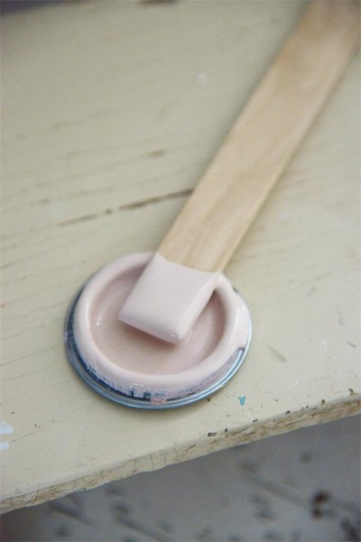 Möbelfarbe - Faded Rose - 100 ml