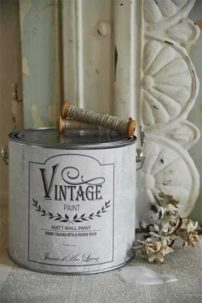 Wandfarbe - Antique Creme - 2.5 l